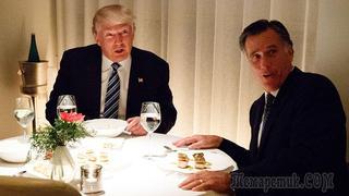 Ромни заменит Трампу бизнес-ланч