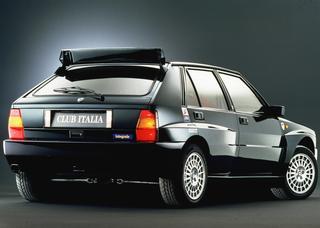 5 знакомых многим итальянских авто 80х-90х годов