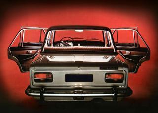 Автопром СССР - одна большая копия западных авто