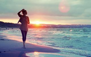 Я на море хочу! (Стих)