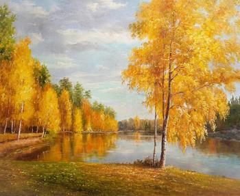 Художник Ромм Александр