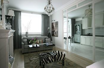 Как совместить разные стили: квартира в Москве