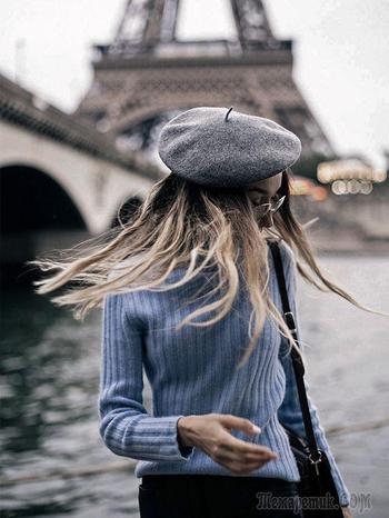 Секреты французского шика: как и с чем носить берет