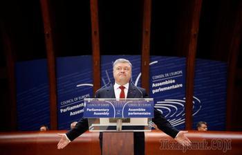 Прав нет: Украина напала на Россию в ПАСЕ