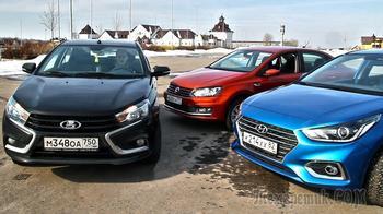 Лада, Hyundai или Kia: что на самом деле дешевле обходится
