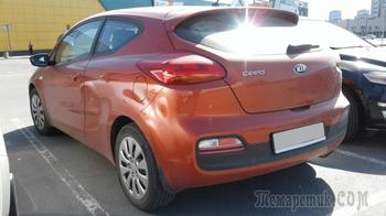 Всё дело в краске: покупаем Kia Cee'd II за 650 тысяч рублей