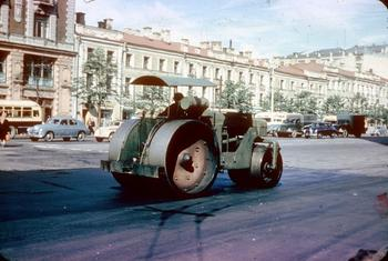 Союз на фото конца 50-х