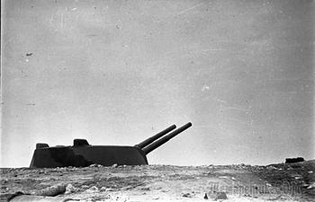 Сухопутный линкор Александера. Оборона Севастополя 1941-1942