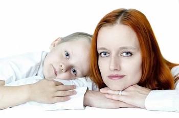 Как воспитывать ребенка, если вы остались одни