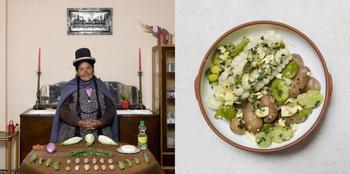 Как выглядит вкусный домашний обед в разных странах мира