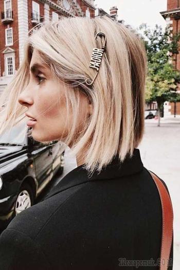Модные тенденции: заколки для волос - главный аксессуар сезона весна-лето 2019