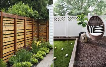 Деревянные заборы и ограждения, которые станут визитной карточкой любого загородного участка