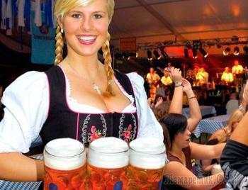 Баварская сказка 26. Мюнхен. Пиво. Хофбройхаус и Октоберфест