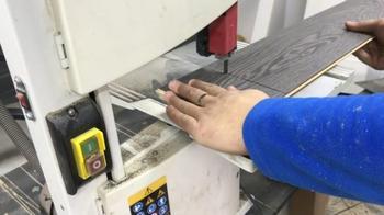 Идеи использования остатков ламината после ремонта