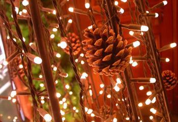 15 идей по созданию великолепных новогодних гирлянд, которые восхитят даже Деда Мороза