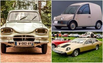 Бампером не вышел: 13 самых неприглядных автомобилей
