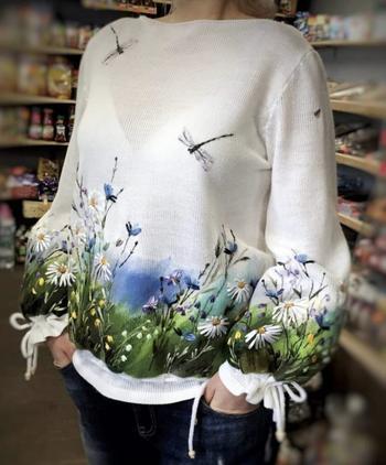 Шикарные вязаные модели одежды для летнего сезона