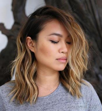 25 модных причёсок, которые сделают вас стильной штучкой