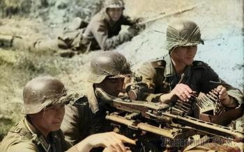 """MG 42 """"Пила Гитлера"""". Лучший пулемет Второй мировой"""