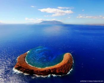 Самые интересные вулканические кратеры планеты