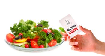 Как избавиться от нитратов в овощах и фруктах? Продолжение