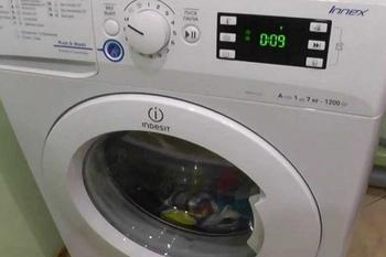 Почему стиральная машинка выдает ошибку и что значат коды ошибок