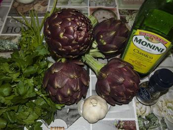 Продолжение овощной темы
