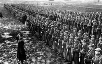 Польская армия в тылу СССР