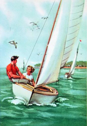 Яхты в СССР