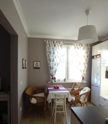 История одной квартирки. Кухня с дырками