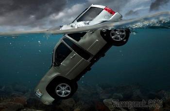 Как распознать «утопленника» в подержанном автомобиле и не купить «водолаза»