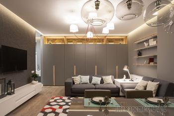 Роскошная квартира в Днепропетровске