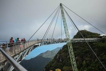 Виртуальная прогулка по самым страшным мостам планеты
