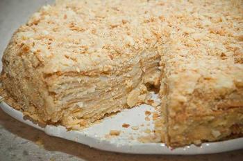 Почему торт «Наполеон» так называется: запутанная история одного рецепта