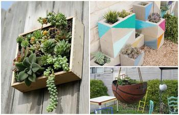 15 идей оригинального озеленения дачи, которые можно быстро и легко реализовать своими силами