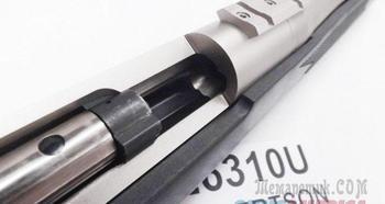 Особенности строения автоматической винтовки последнего поколения HK-417 (производитель Heckler&Koch)