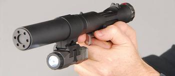 Пистолет VP9: от оружия британских диверсантов до ветеринарного инструмента