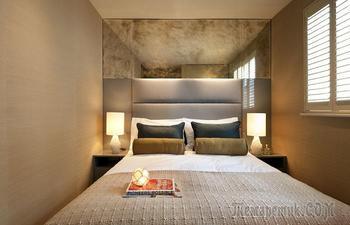 Примеры стильного оформления маленькой спальни с учетом современных тенденций