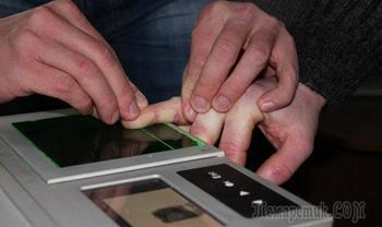 В России предложили обязать иностранцев сдавать отпечатки пальцев