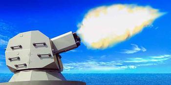 30-мм корабельная двухавтоматная артиллерийская установка АК-630М-2 «Дуэт»