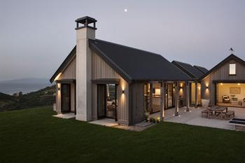 Сбежать на край света! Вдохновляющий дом в Новой Зеландии