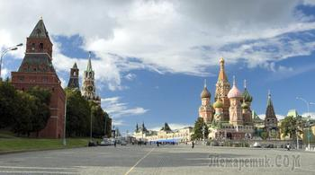 Москва – сердце России, а Красная площадь – сердце Москвы