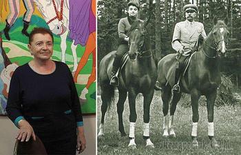 Как сложилась судьба дочери легендарного маршала Будённого: Нина Будённая