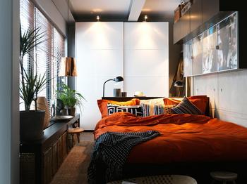 Маленькая спальня — лучшие идеи для маленькой спальни