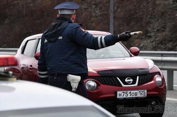 Российских водителей предупредили о восьми неожиданных штрафах