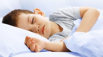Причины и симптомы бессонницы у детей