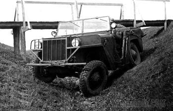 «Пигмей» и ГАЗ-61: первые советские внедорожники с американскими корнями