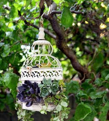 Идеи декора сада, которые легко можно сделать своими руками