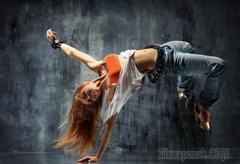 Взрывные портреты танцоров от Александра Яковлева