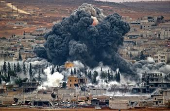 А что там в Сирии?